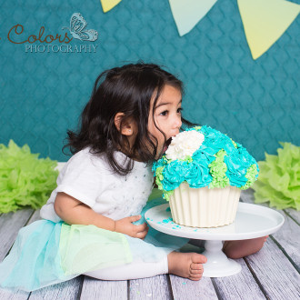 Cake Smash Photo Gallery