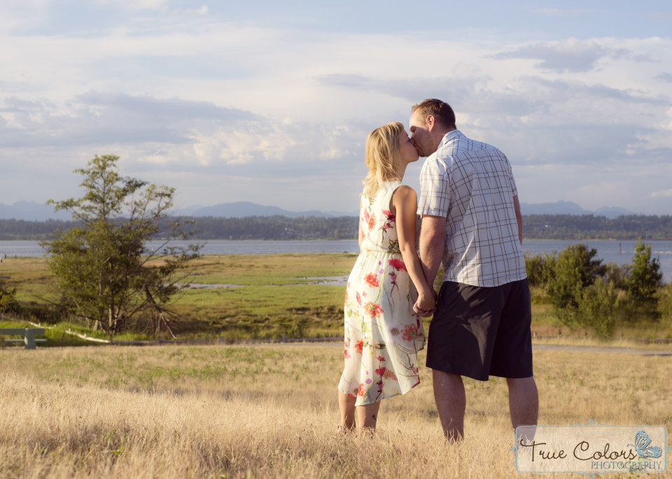 True Colors Photography engagement Photography Fraser Valley