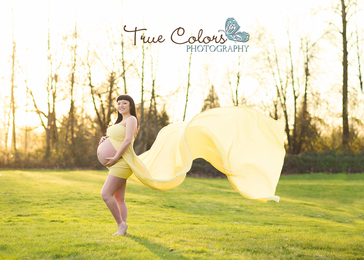 Abbotsford & Fraser Valley Maternity Photographer