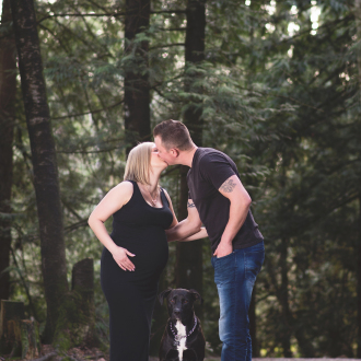 Maternity photographer Abbotsford