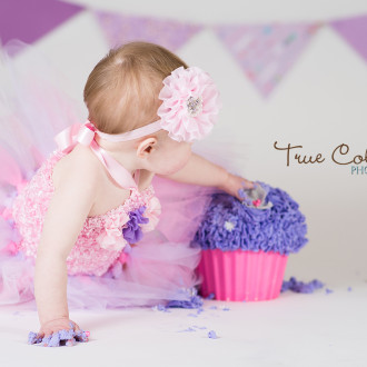 Abbotsford Photographer Cake Smash