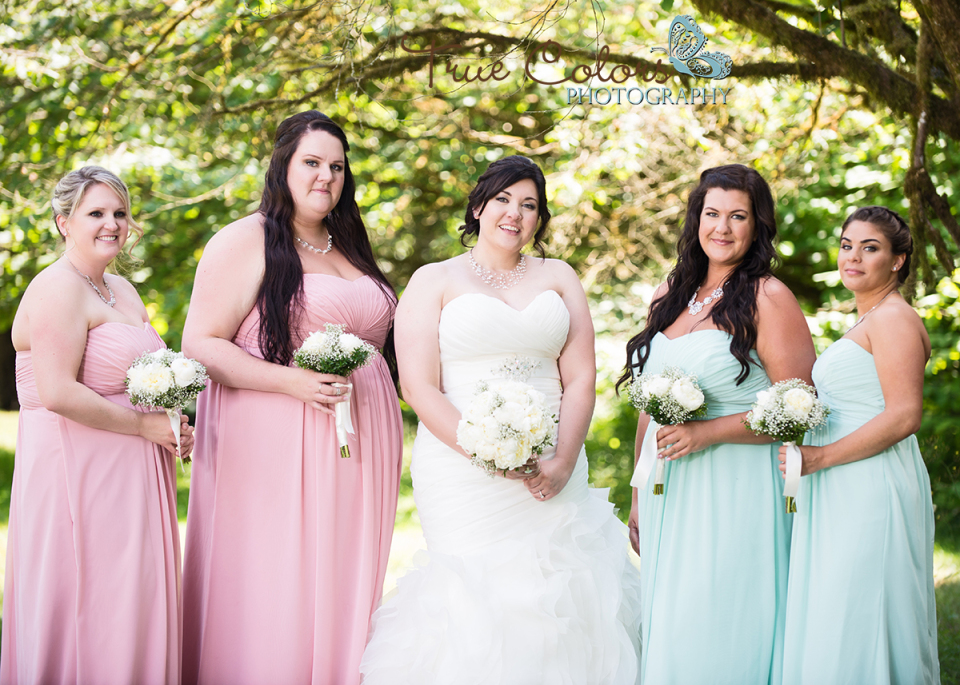 Fort Langley Derby Reach Redwood Golf Course Wedding