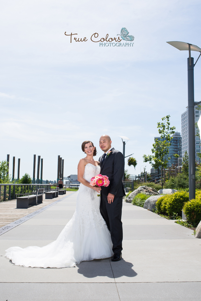 New Westminster Surrey Wedding Photographer Eagle Quest