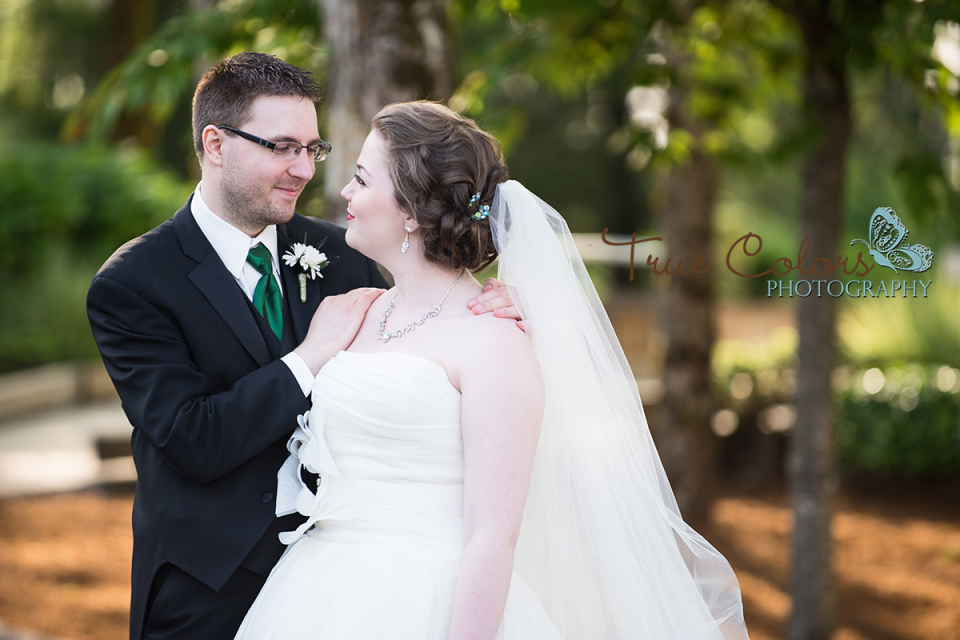 Fort Langley Redwoods Golf Course Wedding Photographer