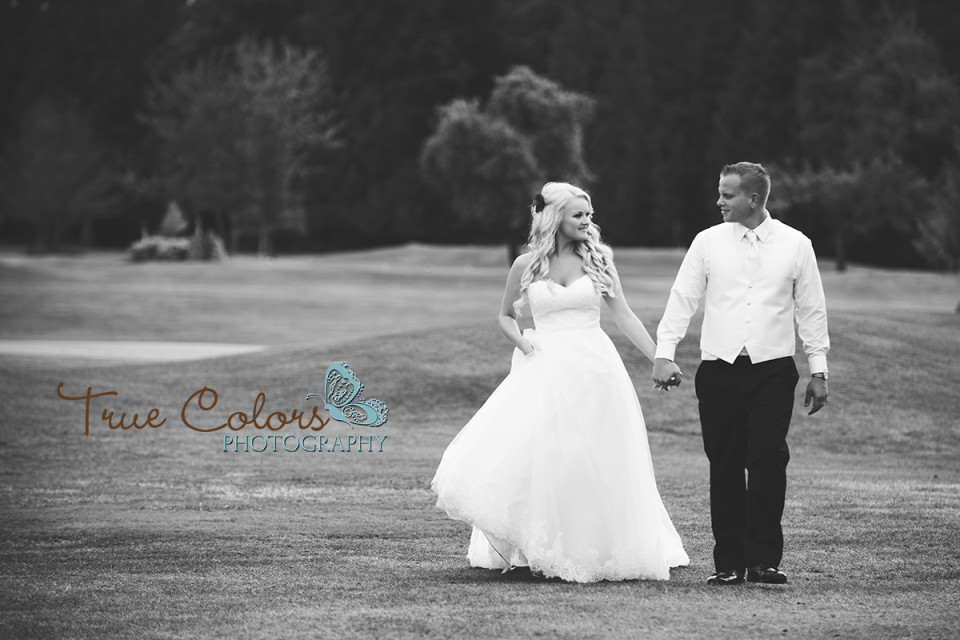 Langley Golf Course Wedding Fraser Valley Photographer