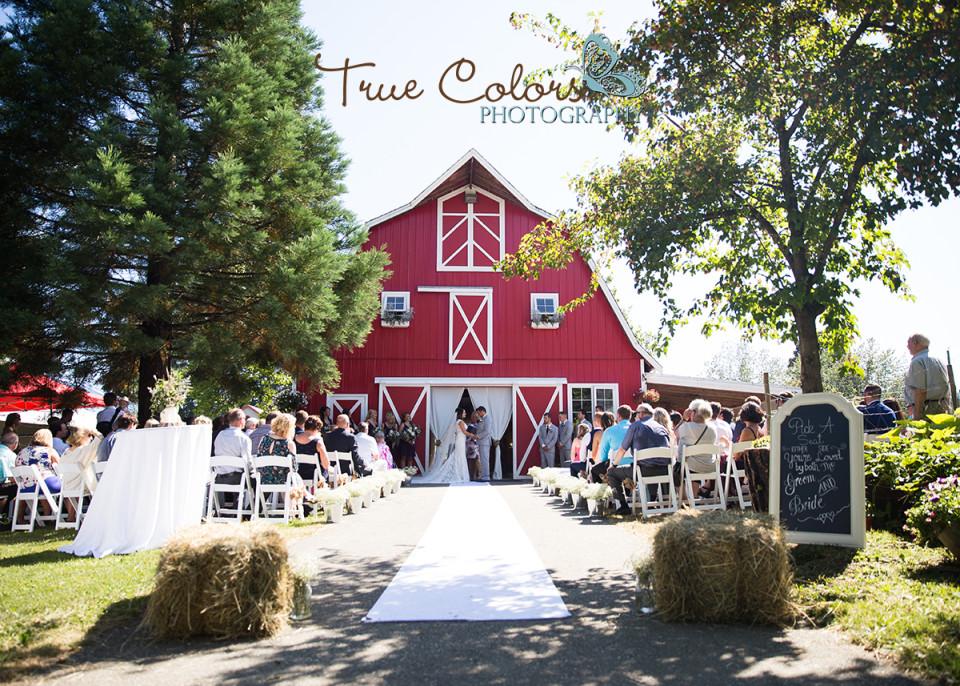 Mt.Lehman Farm Abbotsford Wedding