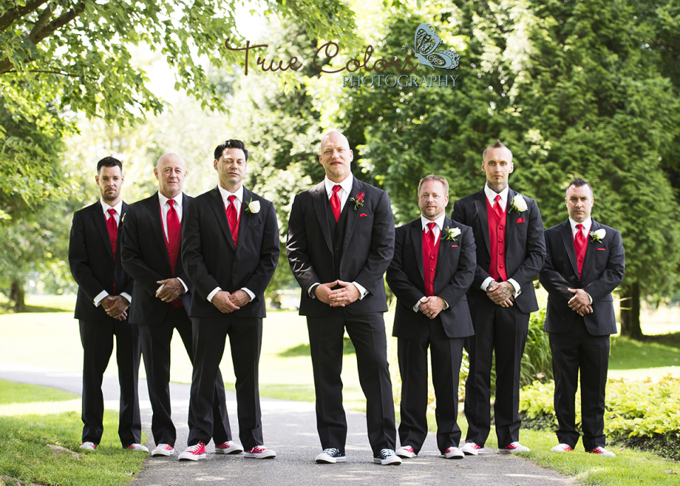 Fraser valley wedding Golden eagle golf course