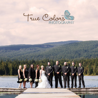Whonnock Lake wedding photographer
